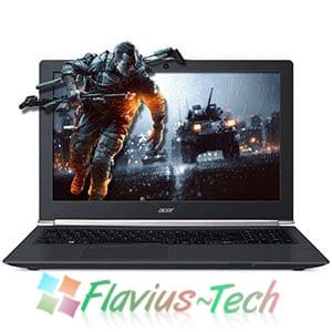 Laptop Gaming Acer Aaspire Nitro 2016