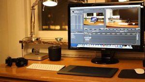 PC editare video 3500 ron
