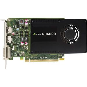 Placa video profesionala quadro k2200