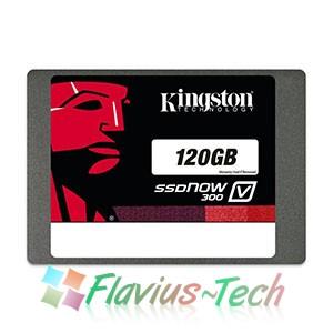 SSD VS HDD - kingston 120 GB