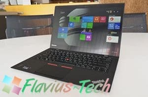 Ultrabook Lenovo Thinkpad
