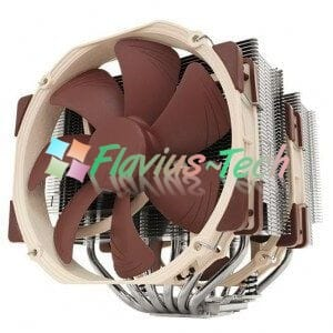 Cooler noctua NH15