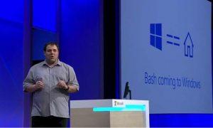 Microsoft bash