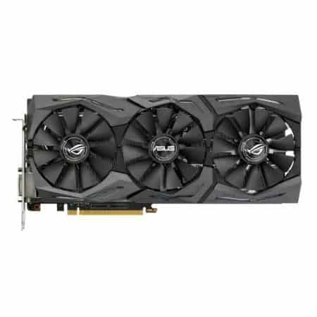 Placa video gtx 1070 strix 2016