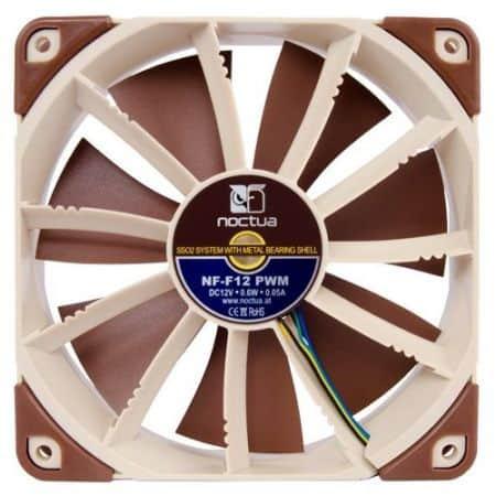 cel mai silentios ventilator din lume