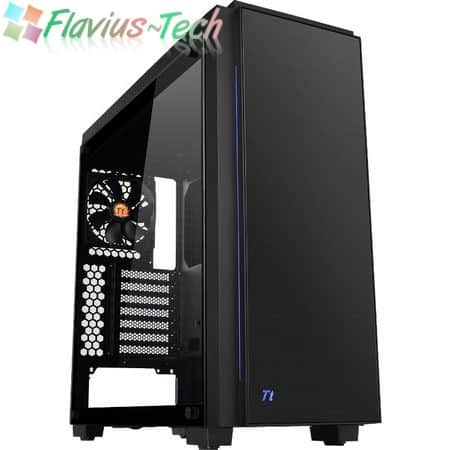 carcasa pc gaming thermaltake 2018