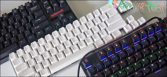 tastatura mecanica pentru gaming 2018