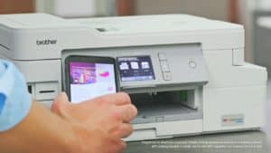conectivitate imprimante laser multifunctionale