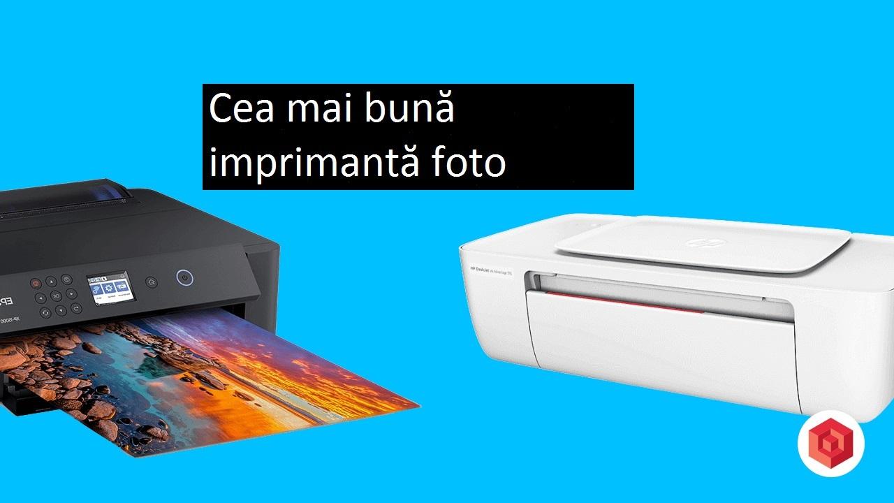 recomandare imprimanta foto color