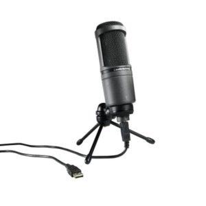 microfon usb de studio audio technica