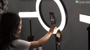 lumini softbox pentru camere web videochat 2021